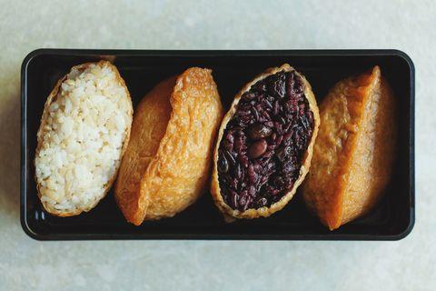 Food, Cuisine, Ingredient, Dish, Tableware, Meal, Breakfast, Rice, Plate, Steamed rice,