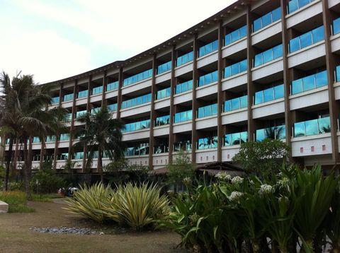 Plant, Building, Commercial building, Mixed-use, Arecales, Apartment, Condominium, Palm tree, Headquarters, Perennial plant,