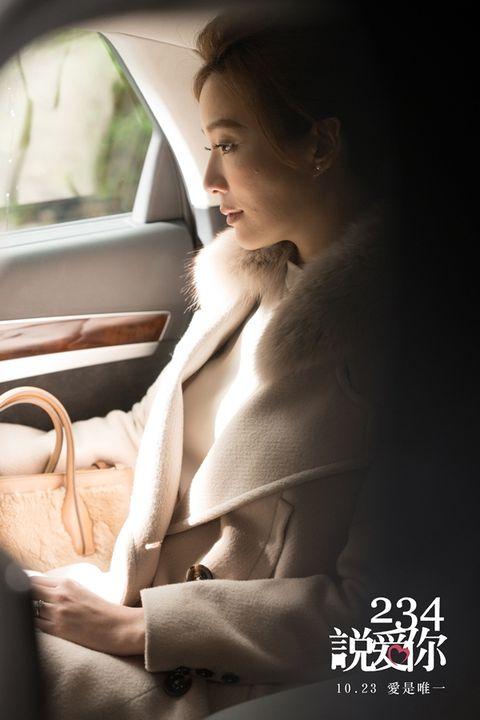 Comfort, Vehicle door, Flash photography, Fur, Long hair, Model, Portrait photography, Portrait, Towel, Photo shoot,