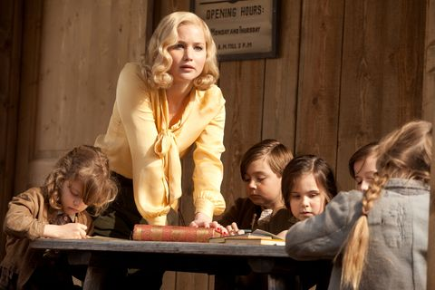 Hair, Table, Sharing, Blond, Desk, Curious,