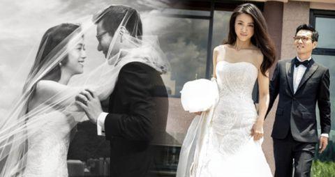 Clothing, Coat, Bridal clothing, Trousers, Dress, Event, Human body, Shoulder, Shirt, Photograph,