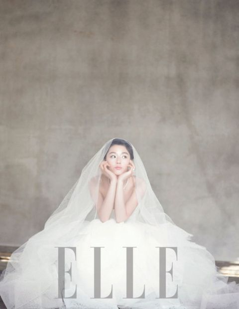 Eyebrow, Bridal veil, Veil, Photograph, Wedding dress, Bridal clothing, Bride, Gown, Bridal accessory,