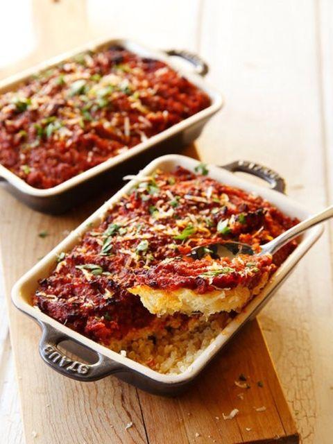 Food, Ingredient, Cuisine, Dish, Recipe, Condiment, Comfort food, Fast food, Casserole, Lasagne,