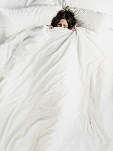 Human, Textile, Comfort, Photograph, Bedding, Linens, Bed sheet, Bedroom, Bed, Duvet,