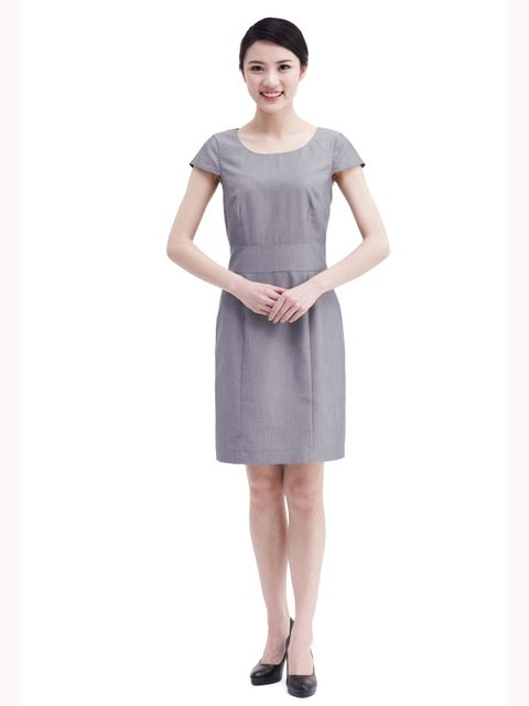Product, Sleeve, Shoulder, Dress, Standing, Joint, White, One-piece garment, Style, Elbow,