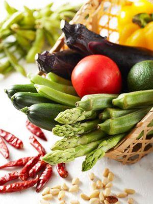 Vegan nutrition, Food, Produce, Whole food, Ingredient, Natural foods, Food group, Vegetable, Fruit, Flowering plant,