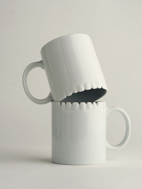 Drinkware, Serveware, Product, Dishware, Cup, White, Line, Tableware, Ceramic, Plastic,