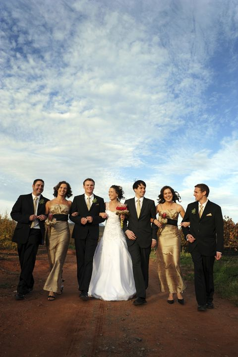 Clothing, People, Coat, Trousers, Dress, Shirt, Photograph, Standing, Suit, Bridal clothing,