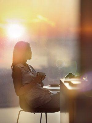 Sitting, Amber, Sunlight, Comfort, Backlighting, Snapshot, Peach, Lens flare, Heat, Lamp,