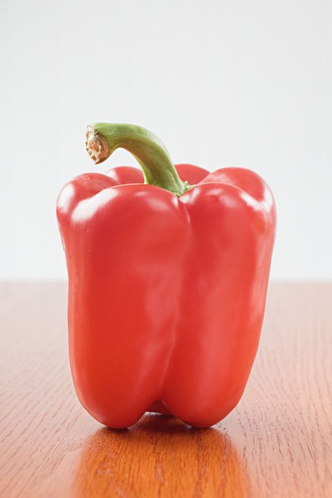 Bell pepper, Vegan nutrition, Natural foods, Vegetable, Red, Ingredient, Produce, Whole food, Bell peppers and chili peppers, Red bell pepper,