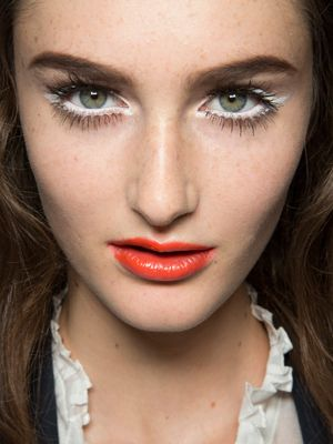 Nose, Lip, Cheek, Brown, Skin, Hairstyle, Chin, Forehead, Eyelash, Eyebrow,