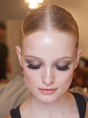Head, Lip, Cheek, Brown, Hairstyle, Skin, Chin, Eyelash, Forehead, Eyebrow,