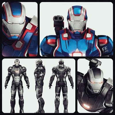 Fictional character, Red, Toy, Standing, Technology, Machine, Carmine, Electric blue, Cobalt blue, Armour,