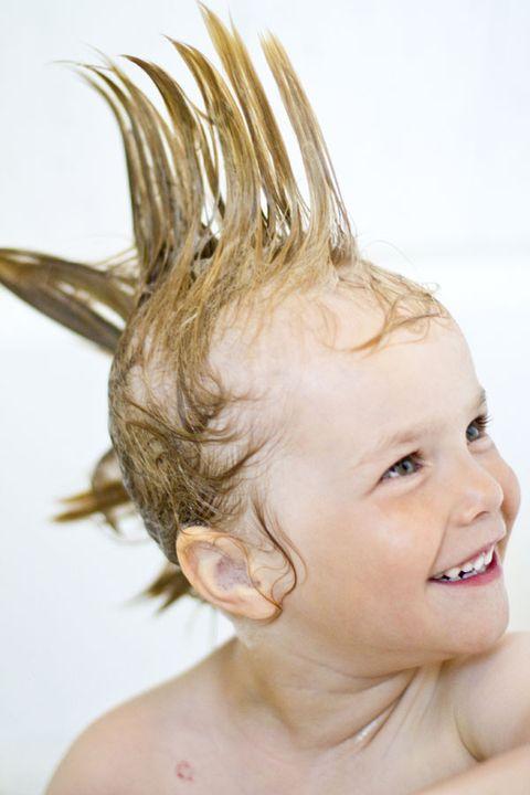 Ear, Lip, Cheek, Hairstyle, Skin, Chin, Forehead, Eyebrow, Child, Eyelash,