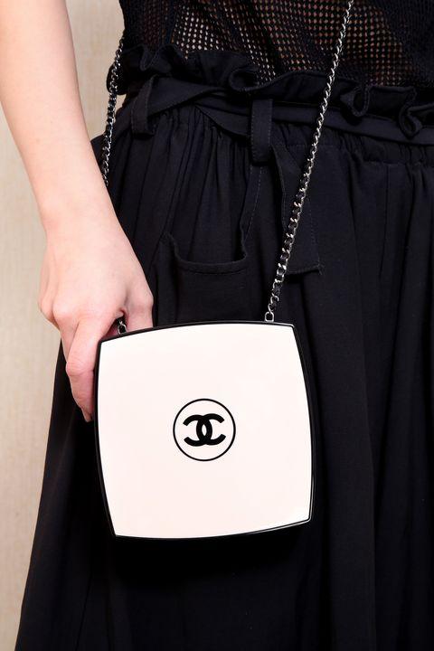 Bag, Style, Fashion, Black, Shoulder bag, Material property, Design, Black-and-white, Brand, Fashion design,