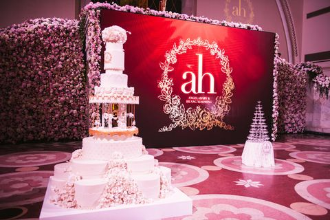 Cake, Red, Dessert, Pink, Sweetness, Decoration, Baked goods, Cake decorating, Ingredient, Magenta,