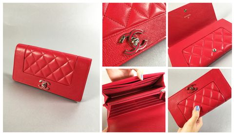 Red, Textile, Wallet, Rectangle, Pocket, Leather, Coin purse,