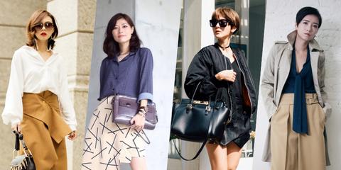Clothing, Eyewear, Footwear, Leg, Brown, Sleeve, Bag, Shoulder, Textile, Fashion accessory,