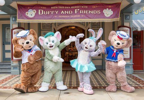 Mascot, Toy, Fun, Recreation, Fawn, Costume, Fur, Happy, World, Ear,