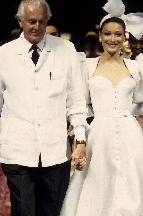 奧黛麗赫本摯友,時尚設計師Hubert de Givenchy 紀梵希先生