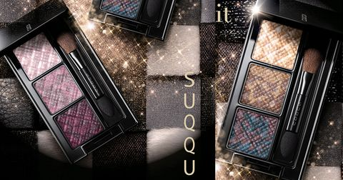 Pink, Purple, Eye shadow, Tints and shades, Lavender, Cosmetics, Violet, Display device, Square, Games,
