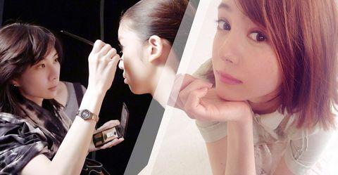 Hair, Head, Lip, Finger, Hairstyle, Eye, Skin, Chin, Forehead, Eyelash,