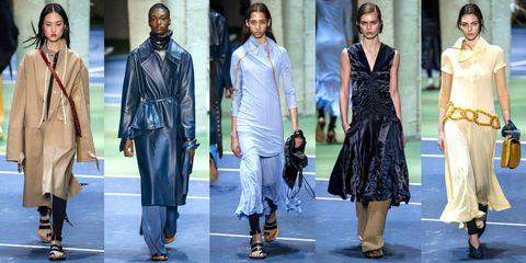 Outerwear, Dress, Style, Bag, Jacket, Street fashion, Fashion, Fashion model, Luggage and bags, One-piece garment,