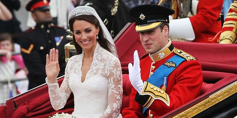 Bridal clothing, Happy, Tradition, Formal wear, Dress, Headgear, Bride, Ceremony, Gown, Fashion accessory,