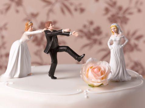Figurine, Bride, Marriage, Wedding cake, Wedding ceremony supply, Toy, Cake decorating, Action figure, Dress, Wedding,