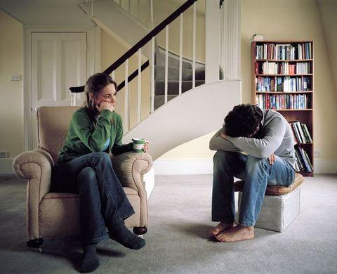 Leg, Comfort, Sitting, Shelf, Interior design, Bookcase, Jeans, Room, Floor, Shelving,