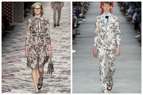 Sleeve, Textile, Pattern, Joint, Style, Street fashion, Fashion, Fashion model, Neck, Camouflage,
