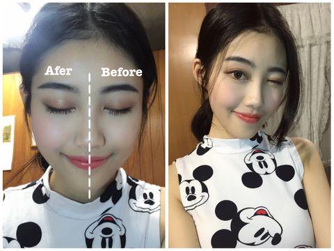 Head, Lip, Cheek, Hairstyle, Skin, Eye, Sleeve, Chin, Forehead, Eyebrow,