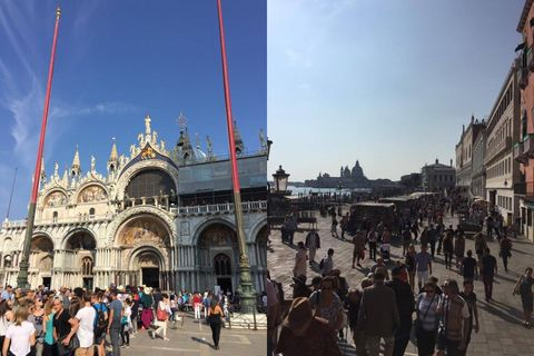 Tourism, Public space, City, Crowd, Pedestrian, Travel, Place of worship, Byzantine architecture, Arch, Holy places,