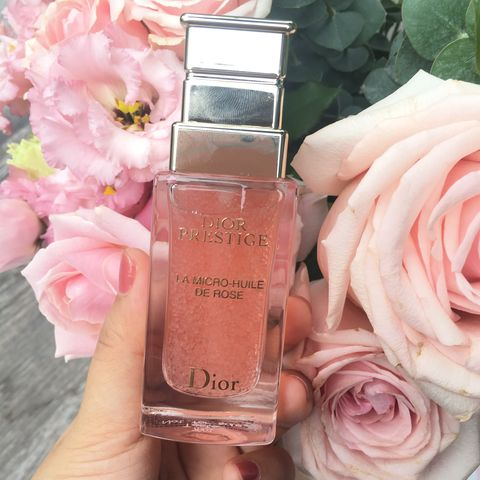 Fluid, Liquid, Finger, Petal, Skin, Flower, Peach, Perfume, Pink, Bottle,