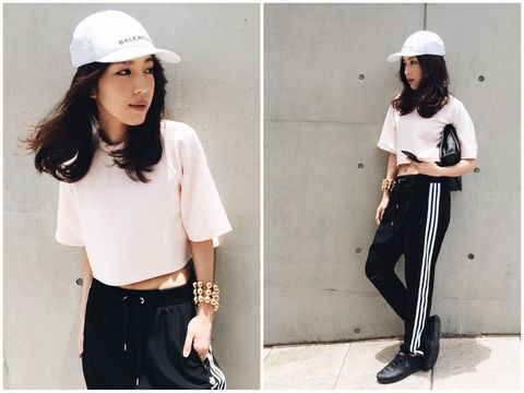 Clothing, Product, Collar, Sleeve, Trousers, Shoulder, White, Style, Headgear, Fashion accessory,