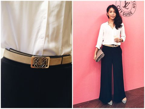 Sleeve, Style, Fashion, Bag, Waist, Beige, Street fashion, Pocket, Shoulder bag, Fashion design,