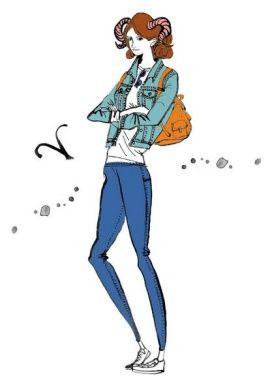 Standing, Style, Animation, Knee, Cartoon, Graphics, Artwork, Illustration, Drawing, Fashion illustration,