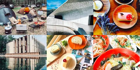 Dishware, Cuisine, Dish, Food, Tableware, Meal, Orange, Recipe, Serveware, Collage,