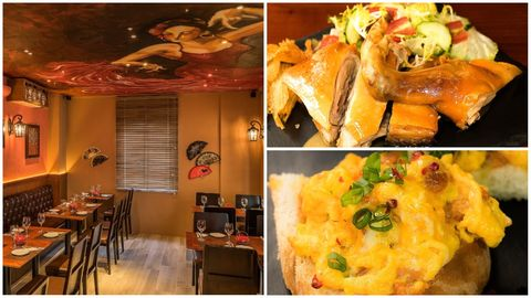 Dish, Meal, Food, Cuisine, Brunch, Ingredient, Comfort food, Recipe, Breakfast, Thai food,