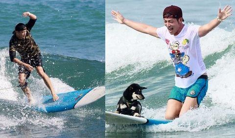 Human, Fun, Recreation, Cap, Vertebrate, Water, Leisure, Mammal, Surfing Equipment, Outdoor recreation,