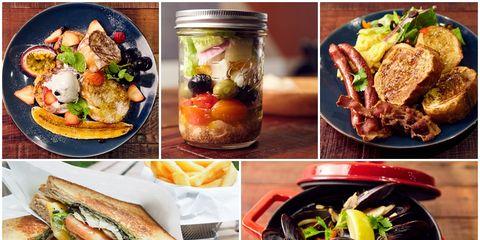 Food, Cuisine, Sandwich, Ingredient, Dish, Tableware, Recipe, Meal, Finger food, Produce,