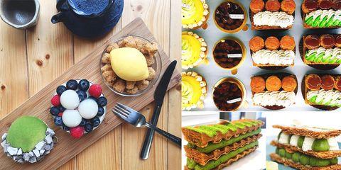 Food, Dish, Cuisine, Ingredient, Brunch, Comfort food, Baking, Dessert, Finger food, Meal,