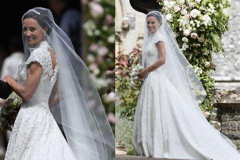 Clothing, Dress, Bridal veil, Veil, Bridal clothing, Sleeve, Wedding dress, Bride, Photograph, Petal,