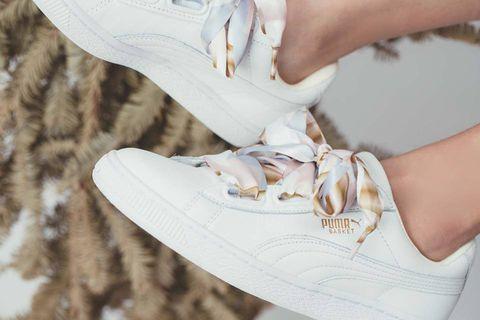 White, Footwear, Shoe, Hand, Leg, Plimsoll shoe, Beige,