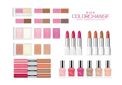 Brown, Red, Pink, Magenta, Peach, Line, Beauty, Rectangle, Tints and shades, Colorfulness,