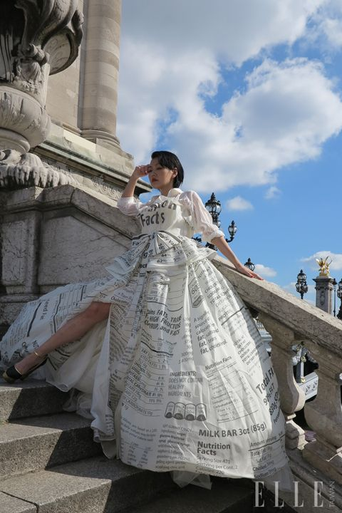 Dress, Gown, Victorian fashion, hoopskirt, Embellishment, Tradition, Wedding dress, Costume design, Haute couture, Ruffle,