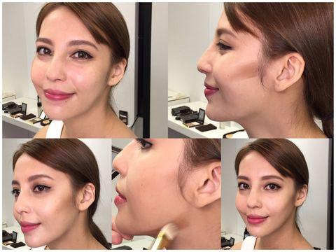 Face, Hair, Nose, Cheek, Eyebrow, Chin, Skin, Jaw, Lip, Forehead,