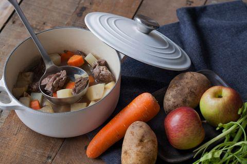 Food, Vegan nutrition, Carrot, Root vegetable, Produce, Ingredient, Local food, Natural foods, Whole food, Fruit,