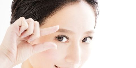 Hair, Head, Lip, Smile, Cheek, Hairstyle, Skin, Chin, Forehead, Eyelash,