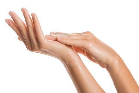 Finger, Skin, Joint, Nail, Organ, Tan, Thumb, Beige, Peach, Close-up,